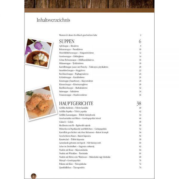 Siebenbürgen - Das Kochbuch